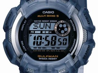 Casio G SHOCK is 25 years young this week
