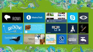 Windows 8 social apps