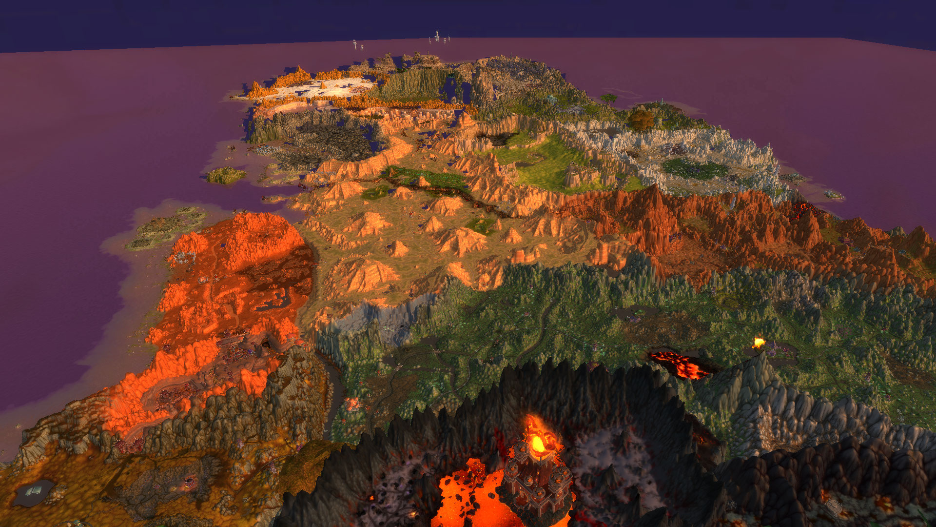 See world of warcraft with infinite draw distance pc gamer gumiabroncs Images