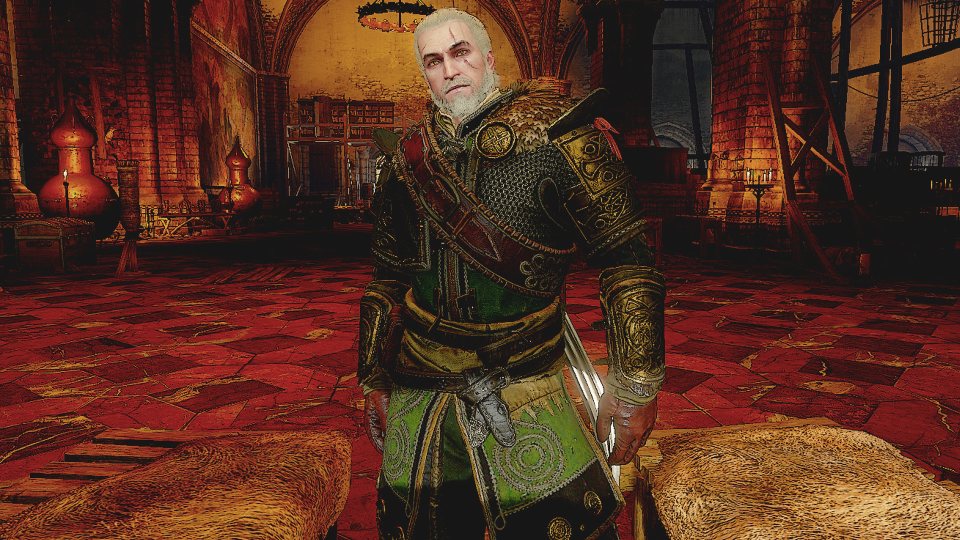 The Witcher 3 armor: Types of armor, crafting, and witcher gear