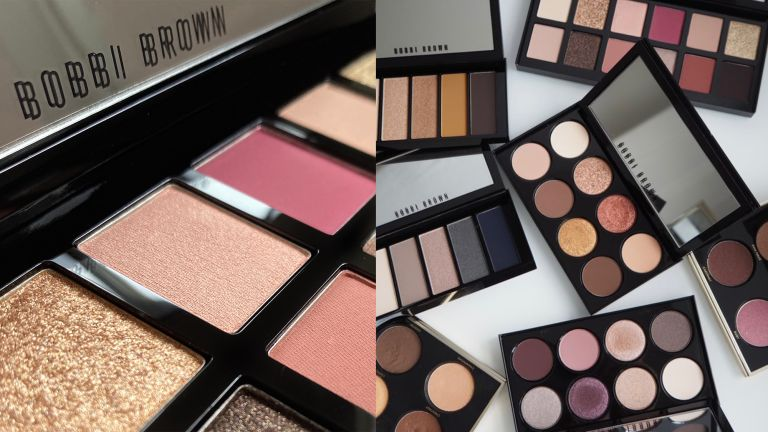 Bobbi Brown - best make-up palettes for Christmas 2020