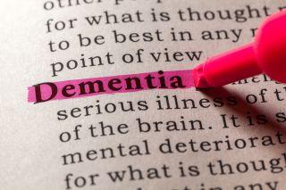 dementia, dictionary