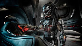 An image from upcoming movie The Predator