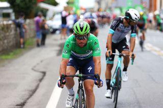 Mark Cavendish (Deceuninck-QuickStep) on stage 18 at the Tour de France