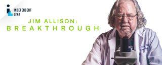 Jim Allison: Breakthrough image.
