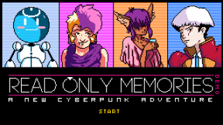 Read Only Memories2