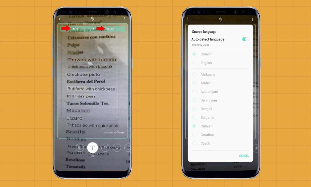 How to Translate Text with Bixby on the Galaxy S9 - Galaxy S9 User