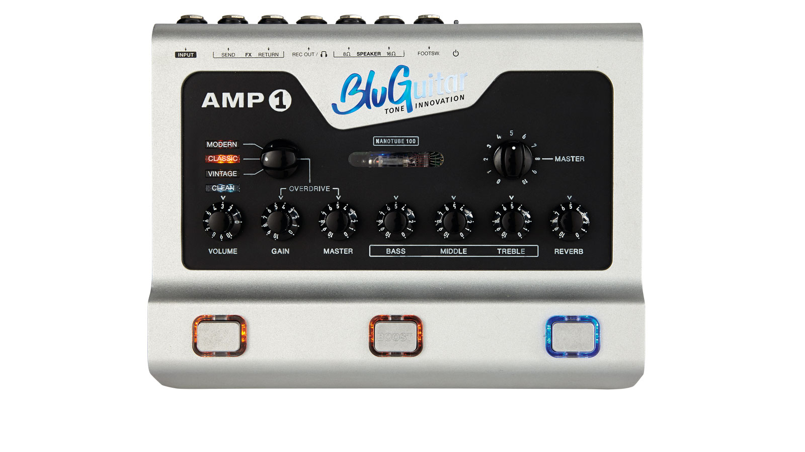 Bluguitar Amp 1 Review Musicradar Inserting A Tone Control Between Preamp And Power