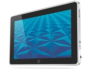 HP Slate 500 - Windows 7 tablet