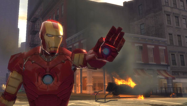 Mod of the Week: Iron Man IV, for Grand Theft Auto IV | PC Gamer