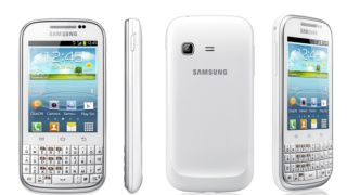 Samsung Galaxy Chat QWERTY Ice Cream Sandwich handset announced