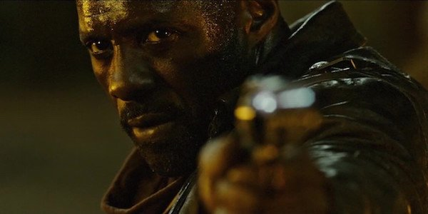 Idris Elba in Dark Tower