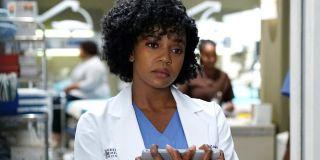Grey's Anatomy Jerrika Hinton as Dr. Stephanie Edwards ABC