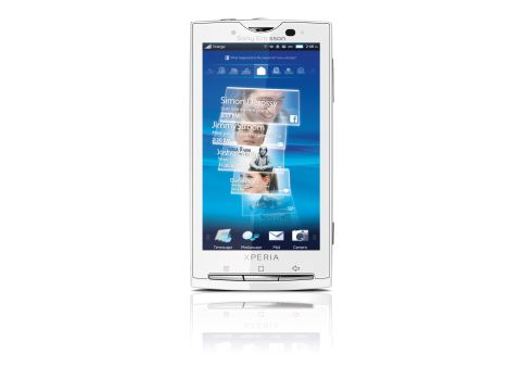 The definitive Sony Ericsson Xperia X10 review