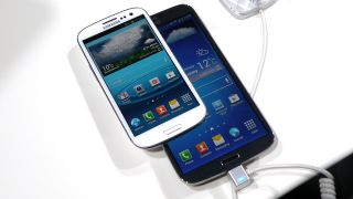 Samsung Galaxy Mega S3 comparison