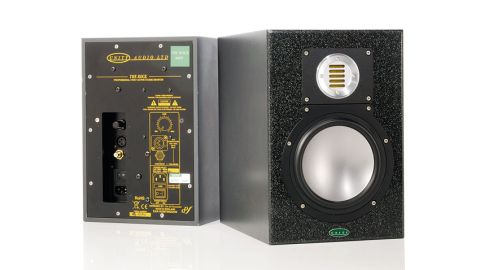 Unlike many new monitors, the controls and connections on The Rock MK2 are reassuringly simple