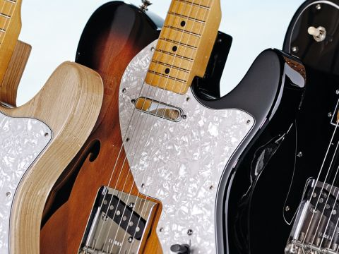 The original Thinline was produced from '68 until '71.