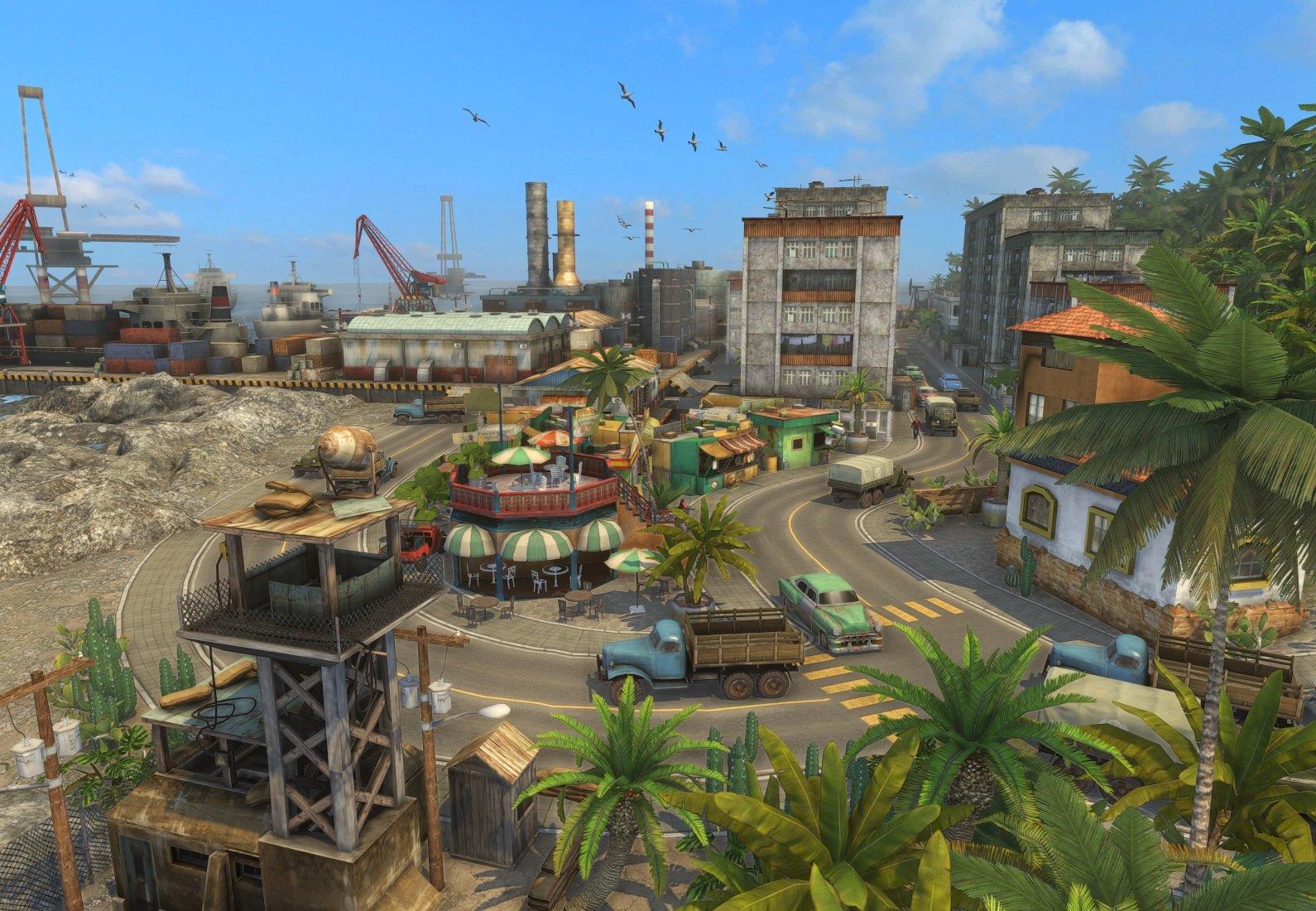 Tropico 3 Screenshots Deface Ancient Ruins #8040