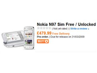 The N97 coming soon