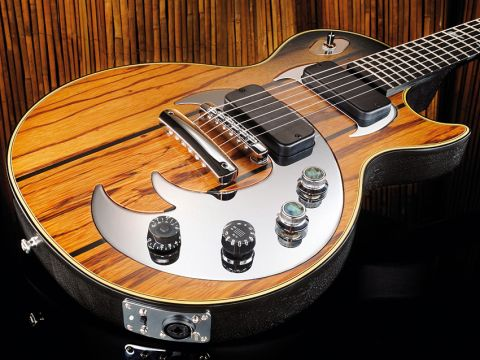 The lastest exotic hybrid from Gibson USA