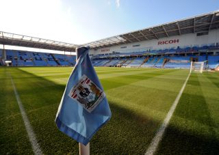 Soccer – npower Football League Championship – Coventry City v Burnley – Ricoh Arena
