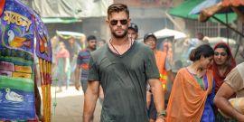 Chris Hemsworth Shares Badass (Shirtless) Video Training For Extraction 2