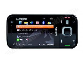 The Nokia N85 picks up the iPlayer
