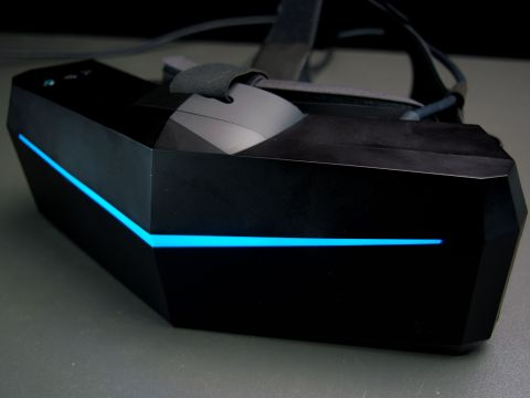 Pimax 5K+ M2 Pre-Production Headset: Eating GPUs for