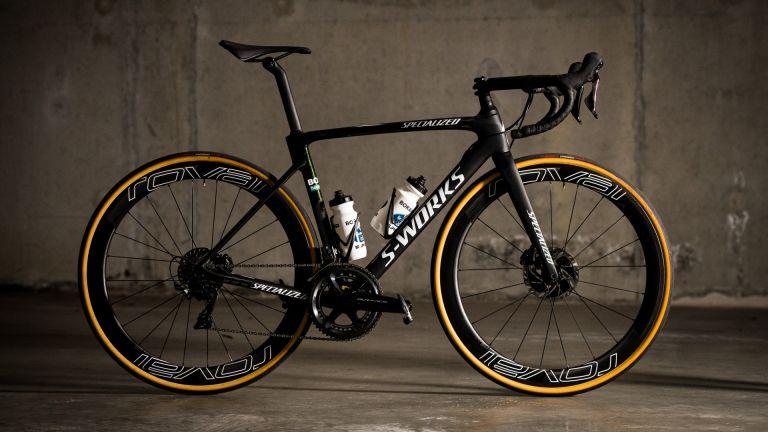 Peter Sagan's Paris-Roubaix bike