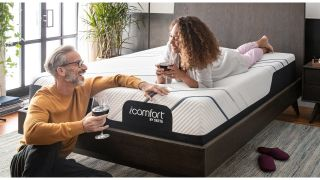 Serta mattress Black Friday sale: Save $400 and sleep easy with this body contouring mattress