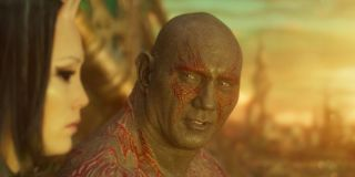 Drax in Guardians 2