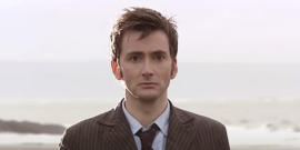 Doctor Who's David Tennant Remains Fans' Favorite, But Not By Much