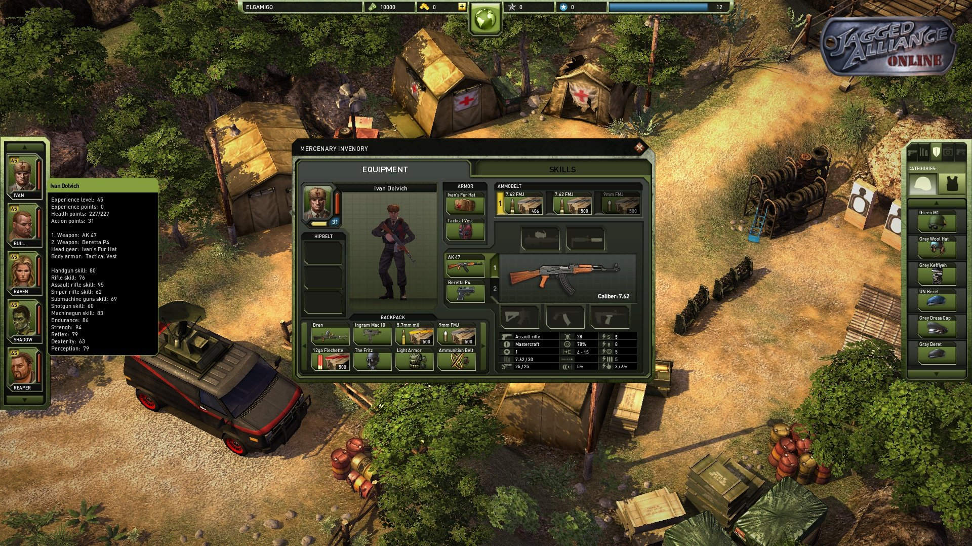 Jagged Alliance Online Enters Closed Beta Today #19743