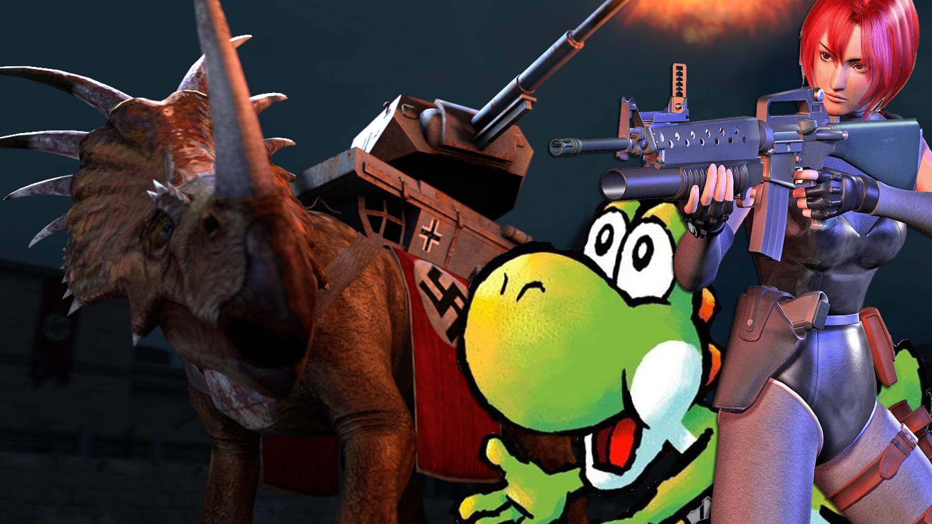 10 dinosaur games you definitely need to play | GamesRadar+