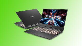 Gigabyte G-Series gaming laptops