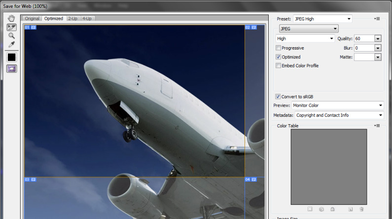 The designer's guide to image slicing in Photoshop