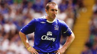 Alan Stubbs Everton