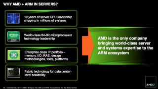 AMD's ARM plans