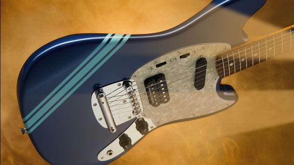 in praise of fender mustang musicradar. Black Bedroom Furniture Sets. Home Design Ideas