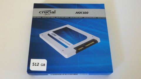 Crucial MX100 512GB | TechRadar