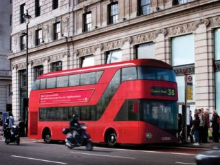 London Mayor launches new hybrid Routemaster bus