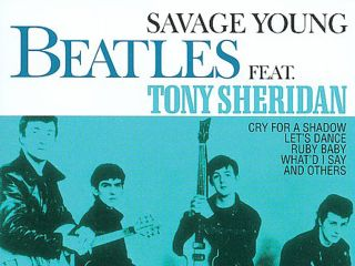 Artwork from just one of the Beatles/Tony Sheridan packages over the years