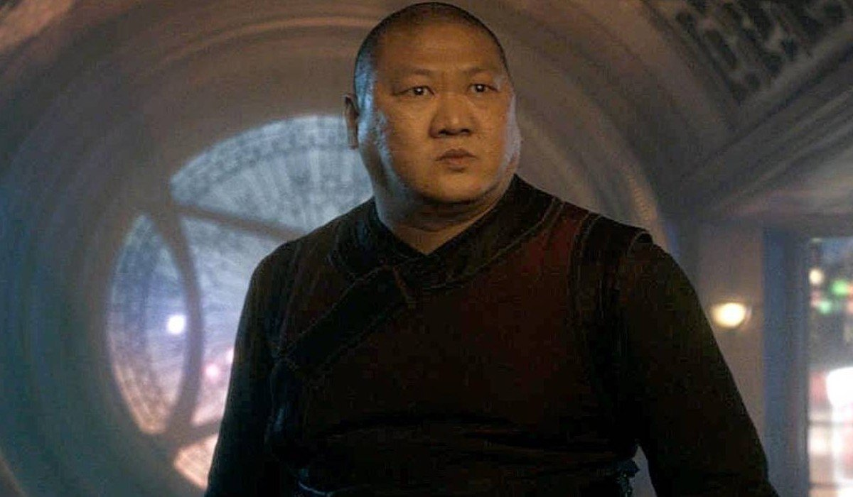Wong about to be upset