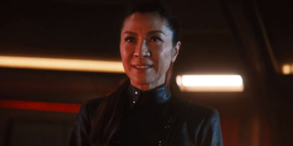 Michelle Yeoh Star Trek: Discovery CBS All Access