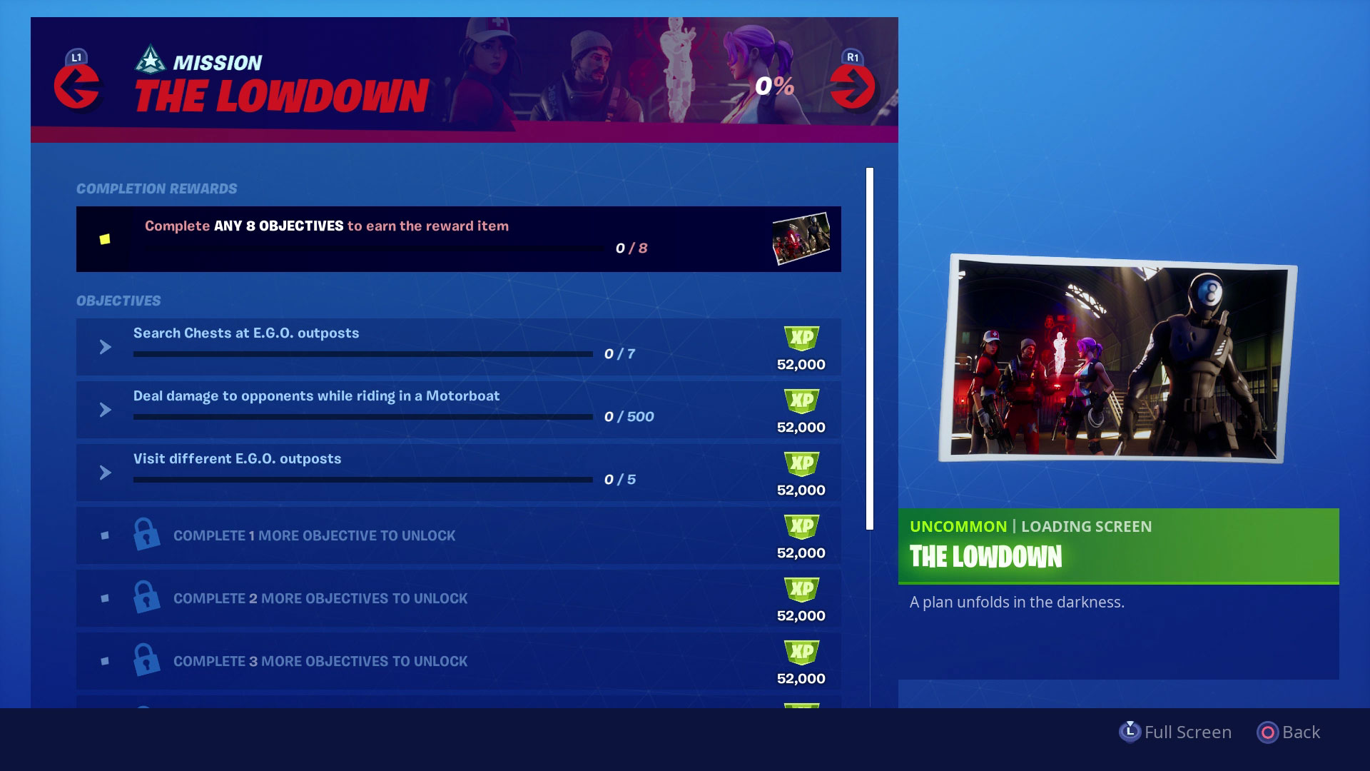 Fortnite The Lowdown Challenges How To Beat The Full