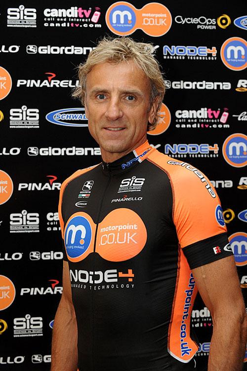 Malcolm Elliott, Motorpoint team 2011