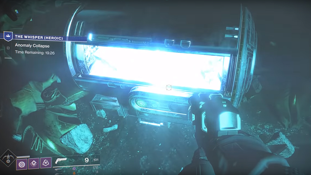 Destiny 2 Whisper of the Worm hidden chest locations