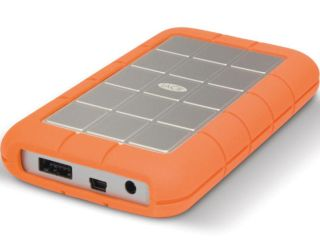 LaCie - rugged and ready for your files
