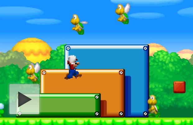 Mario 3 remade in New Super Mario Bros  engine, fans making Nintendo