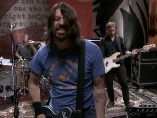 Dave Grohl and co bring it..big-time!
